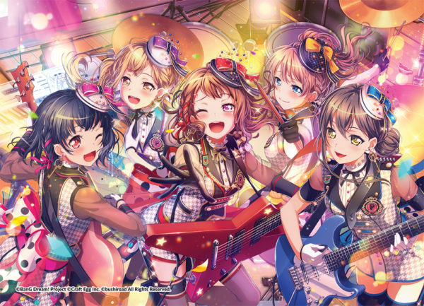 BANG DREAM! 6TH☆LIVE  Let's Go! Poppin'Party!